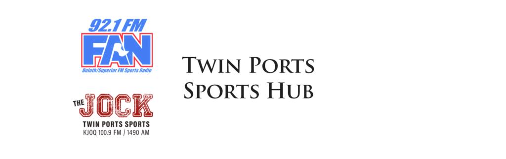 TWIN PORTS SPORTS SCOREBOARD