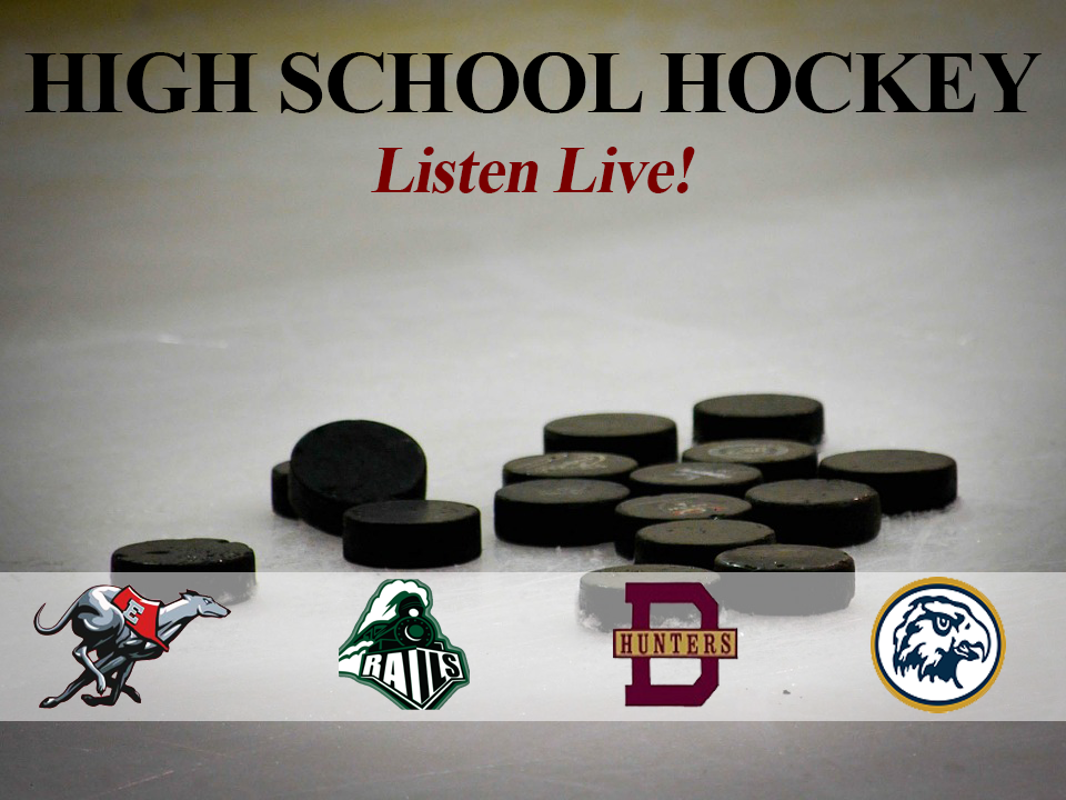2/1 BOYS H.S. HOCKEY:  DULUTH EAST VS. ELK RIVER LIVE @ 3:00PM TODAY!